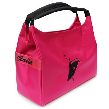 Hot sell! Embroidered ballet Fashion  Dance girls and ladies bag, sports bag, portable and shoulder bag Free shipping XC-3005
