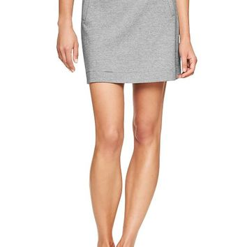Gap Women Factory Jacquard Skirt