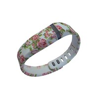 VIANEN(TM) Skull Style Replacement Wrist Band for Fitbit(No tracker, Replacement Bands Only)