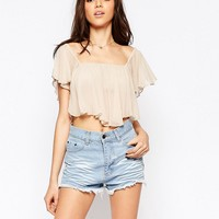 Winston White Viva Off The Shoulder Top