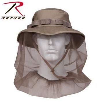 Boonie Hat With Mosquito Netting
