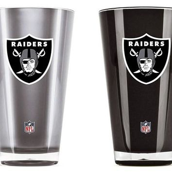 Raiders 2-Pack Tumbler Set #5756