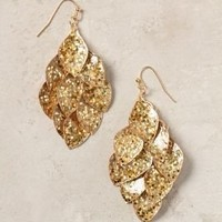Banana Leaf Earrings - Anthropologie.com
