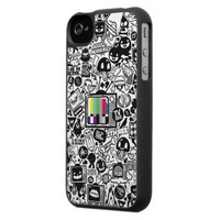TV Kills Everything Case For The iPhone from Zazzle.com