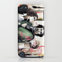 The Rocky Horror Picture Show iPhone & iPod Case by Rouble Rust