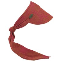 Tie One On Organic Cotton Visor