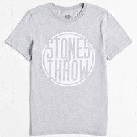 Stones Throw Records Logo Tee