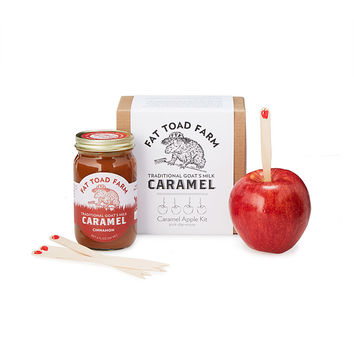 Caramel Apple Kit | Handmade Candy Apple Set