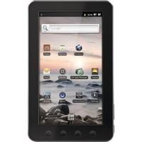 Coby Kyros 7-Inch Android 2.3 4 GB Internet Touchscreen Tablet - MID7012-4G (Black) | www.deviazon.com