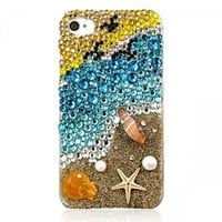 Original Beautiful Coast Crystal iPhone4/4s Case