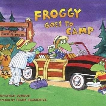 Froggy Goes to Camp (Froggy)
