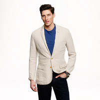 J.Crew Mens Ludlow Sportcoat In Irish Linen