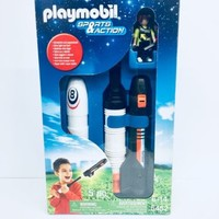 PLAYMOBIL Power Rockets Playset Brand New Sealed
