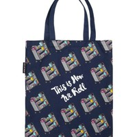 This is How We Roll tote bag – Out of Print