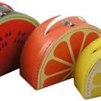 Cargo Cool Mixed Fruit Cases - Set of 3 - General Organization - Storage And Organization - Home Decor   HomeDecorators.com