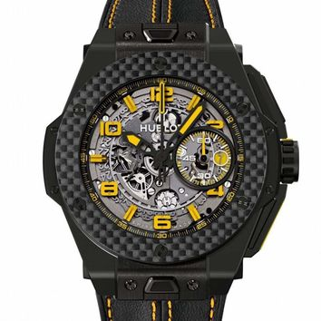 Hublot Big Bang Ferrari 401.CQ.0129.VR - Unworn with Box and Papers