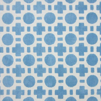 "Loloi Rugs - Piper - 5'-0"" X 7'-0"" - Blue Checkers"