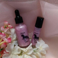 Unicorn Highlighter~Unicorn Makeup~Unicorn Winks Highlighter~Shimmer Liquid~Face And Body Highlighter Serum~