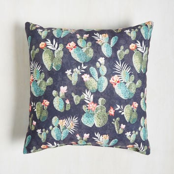Purely and Prickly Pillow | Mod Retro Vintage Decor Accessories | ModCloth.com