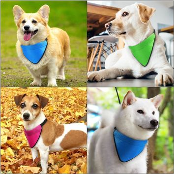 DIDOG THE BEST DOG BANDANA FOR S M L DOGS