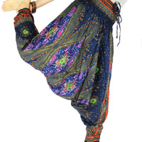 Hippie pants Gypsy pants  Harem pants Elephant pants Hippie cloches Palazzo pants Elephant cloches