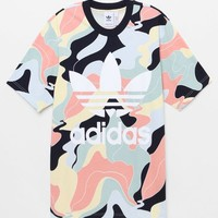 adidas HZA All Over Print T-Shirt at PacSun.com