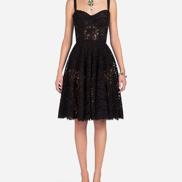 Cordonetto Lace Dress - Women | Dolce&Gabbana