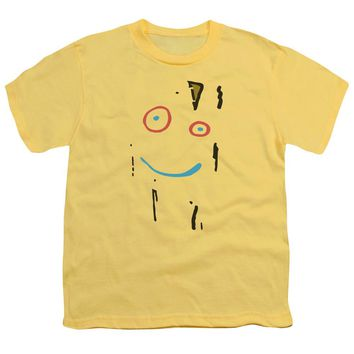 Ed Edd N Eddy - Plank Face Short Sleeve Youth 18/1