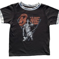 BOWIE SHORT SLEEVE TOP