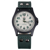 Mens Women Army Style Leather Watch Military Windproof Snowmobile Bicycle Motorcycle Watches
