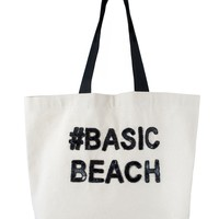 Designer Beach Bag - Basic Beach