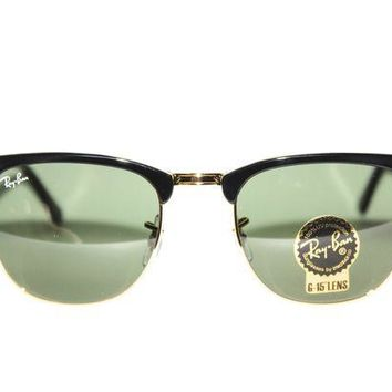 DCCKO03T Ray-Ban RB3016 W0365 Clubmaster Classic