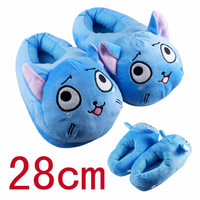 Cats Anime Home Shoes Slippers [6047223745]