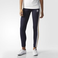 adidas Cosmic Confession Leggings - Blue | adidas US