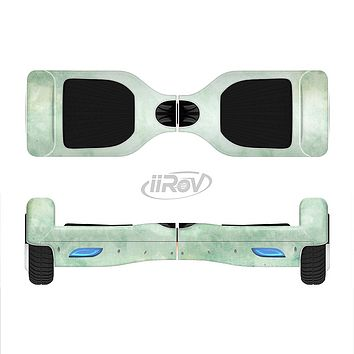 The Vintage Grungy Green Surface Full-Body Skin Set for the Smart Drifting SuperCharged iiRov HoverBoard