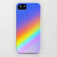 rainbow iPhone Case by Marianna Tankelevich | Society6
