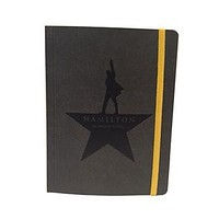 Hamilton The Musical Notebook