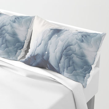 Lonely Life Pillow Sham by duckyb