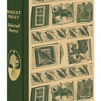 Frost Selected Poems | Folio Illustrated Book