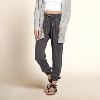 Newport Chambray Pants