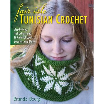 Stackpole Books-Fair Isle Tunisian Crochet
