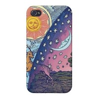 Weird abstract cool colorful iphone case