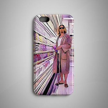 Big Lebowski iPhone 7 Case Samsung Galaxy S8 Case