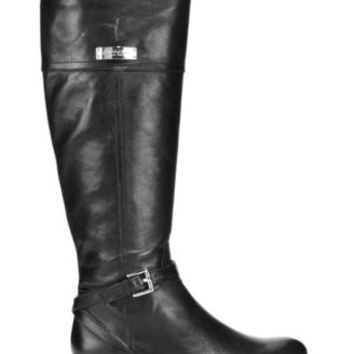 COACH Micha Tall Riding Boots | macys.com