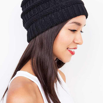 Bond Fit Beanie