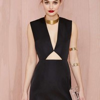 Solace London Tyler Cutout Dress