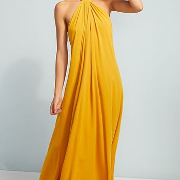 Mara Hoffman Lucille Maxi Cover-Up Dress