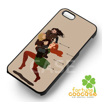 The Hobbit Run -EnLs for iPhone 6S case, iPhone 5s case, iPhone 6 case, iPhone 4S, Samsung S6 Edge