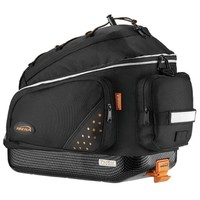 Ibera PakRak Bicycle Quick-Release Commuter Trunk Bag