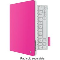 Logitech - Keyboard Folio Case for Apple® iPad® 2, iPad 3rd Generation and iPad with Retina - Fantasy Pink